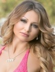 Photo of beautiful  woman Adelina with blonde hair and hazel eyes - 22067