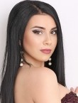 Photo of beautiful  woman Agnessa with brown hair and brown eyes - 21578