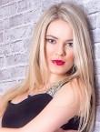 Photo of beautiful  woman Aleksandra with blonde hair and grey eyes - 28035