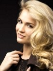 Photo of beautiful  woman Alena with blonde hair and brown eyes - 21876