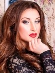 Photo of beautiful  woman Alesya with brown hair and blue eyes - 22040