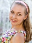 Photo of beautiful  woman Alexandra with blonde hair and hazel eyes - 22255