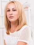 Photo of beautiful  woman Alexandra with blonde hair and blue eyes - 22386