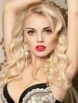 Photo of beautiful  woman Alexandra with blonde hair and green eyes - 28332