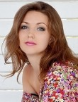 Photo of beautiful Ukraine  Alina with light-brown hair and blue eyes - 20458