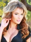 Photo of beautiful  woman Alina with light-brown hair and green eyes - 21352
