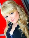 Photo of beautiful  woman Alina with blonde hair and brown eyes - 21977
