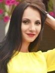 Photo of beautiful  woman Alina with brown hair and hazel eyes - 22279