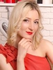 Photo of beautiful  woman Alina with blonde hair and grey eyes - 28259