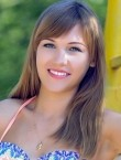 Photo of beautiful  woman Alla with light-brown hair and grey eyes - 22362