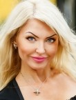 Photo of beautiful  woman Alyona with blonde hair and blue eyes - 20708