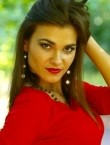 Photo of beautiful  woman Alyona with brown hair and brown eyes - 22566