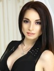 Photo of beautiful  woman Alyona with brown hair and brown eyes - 28330