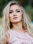 Photo of beautiful  woman Anastasia with blonde hair and brown eyes - 20335