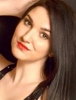 Photo of beautiful  woman Anastasia with black hair and brown eyes - 21148