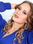 Photo of beautiful  woman Anastasia with light-brown hair and brown eyes - 21422