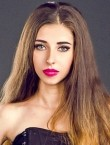 Photo of beautiful  woman Anastasia with brown hair and green eyes - 21999