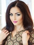 Photo of beautiful  woman Anastasia with brown hair and brown eyes - 27847