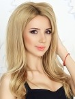Photo of beautiful  woman Anastasia with blonde hair and brown eyes - 28111