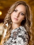 Photo of beautiful  woman Anastasia with light-brown hair and grey eyes - 28235