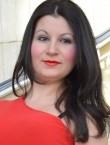 Photo of beautiful  woman Anastasiya with black hair and brown eyes - 27949