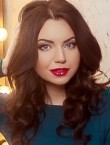 Photo of beautiful  woman Angelina with brown hair and blue eyes - 21568