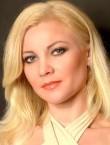 Photo of beautiful  woman Anna with blonde hair and grey eyes - 21042