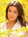 Photo of beautiful  woman Anna with light-brown hair and green eyes - 21242