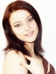 Photo of beautiful  woman Anna with light-brown hair and green eyes - 21410