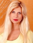 Photo of beautiful  woman Anna with blonde hair and blue eyes - 28626
