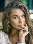 Photo of beautiful  woman Anneta with light-brown hair and hazel eyes - 27547