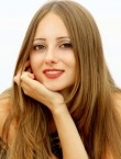 Photo of beautiful  woman Antonina with blonde hair and green eyes - 22261