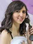 Photo of beautiful  woman Anzhela with light-brown hair and hazel eyes - 28176
