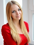 Photo of beautiful  woman Daria with blonde hair and blue eyes - 12981