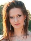 Photo of beautiful  woman Daria with brown hair and green eyes - 20450