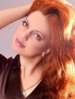 Photo of beautiful  woman Daria with red hair and hazel eyes - 21808