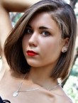 Photo of beautiful  woman Darya with light-brown hair and green eyes - 20783