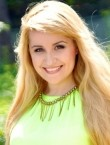 Photo of beautiful  woman Diana with blonde hair and brown eyes - 27680