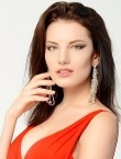 Photo of beautiful  woman Diana with light-brown hair and blue eyes - 28362