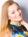 Photo of beautiful  woman Ekaterina with blonde hair and hazel eyes - 22032