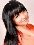 Photo of beautiful  woman Ekaterina with black hair and grey eyes - 22320