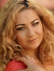 Photo of beautiful  woman Elena with blonde hair and green eyes - 20360