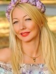 Photo of beautiful  woman Elena with blonde hair and green eyes - 21013