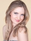 Photo of beautiful  woman Elena with blonde hair and blue eyes - 21651