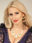 Photo of beautiful  woman Elena with blonde hair and blue eyes - 22522