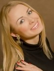 Photo of beautiful  woman Elena with blonde hair and blue eyes - 27996