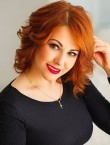 Photo of beautiful  woman Elena with light-brown hair and brown eyes - 28611