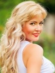 Photo of beautiful  woman Elena with blonde hair and green eyes - 28650