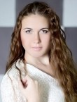 Photo of beautiful  woman Elizabeth with light-brown hair and green eyes - 28092