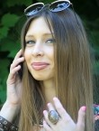 Photo of beautiful  woman Eugenia with light-brown hair and blue eyes - 21960
